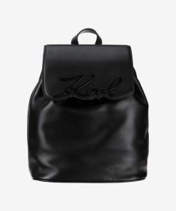 Karl Lagerfeld - Rucsac pentru Femei - 82246 - culoarea Negru