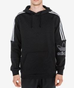 adidas Originals Outline Hanorac pentru Bărbați - 82169 - culoarea Negru