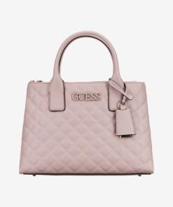 Guess - Elliana Genți pentru Femei - 83660 - culoarea Roz