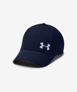 Under Armour Golf Headline 3.0 Șapcă de baseball pentru Bărbați - 84240 - culoarea Albastru