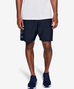 Under Armour Woven Graphic Pantaloni scurți pentru Bărbați - 66755 - culoarea Albastru