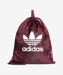adidas Originals Trefoil Gymsack pentru Bărbați - 86302 - culoarea Roșu