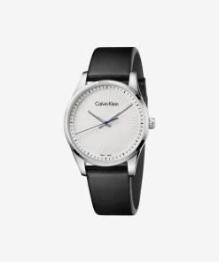 Calvin Klein Steadfast Ceas pentru Bărbați - 89560 - culoarea Negru