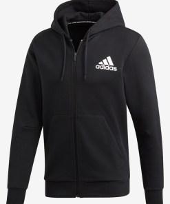 adidas Performance Must Haves Plain Hanorac pentru Bărbați - 86359 - culoarea Negru