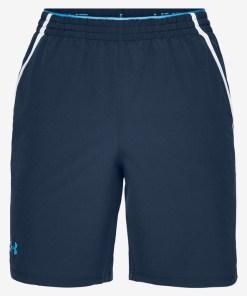 Under Armour Qualifier Pantaloni scurți pentru Bărbați - 83497 - culoarea Albastru