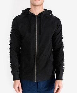 Calvin Klein Hanorac pentru Bărbați - 89773 - culoarea Negru