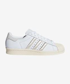 adidas Originals - Superstar 80's Teniși pentru Femei - 92429 - culoarea Alb