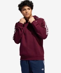 adidas Originals Radkin Hanorac pentru Bărbați - 84924 - culoarea Roșu Violet
