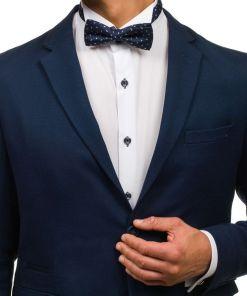 Papion elegant pentru barbat bluemarin Bolf M040