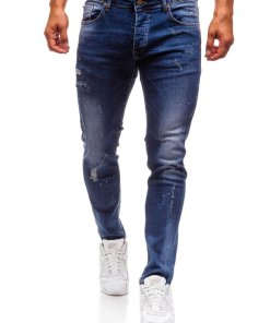Jeansi pentru barbat bluemarin Bolf 8023