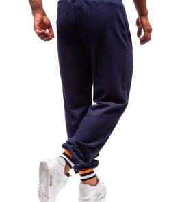 Pantaloni de training barbati bleumarin Bolf 145368