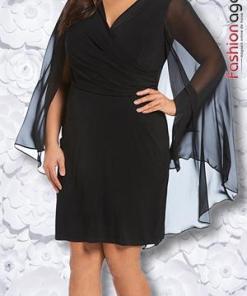Rochie XXL Desire 179 Neagra