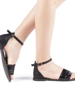Sandale dama Niella negre