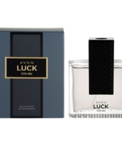 Avon Luck for Him eau de toilette pentru barbati 75 ml
