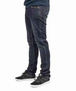 Pantaloni lungi Vorta Denim boz