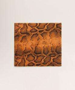 Mango - Esarfa Orange 1736731