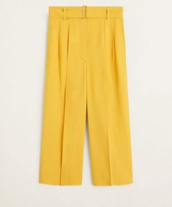 Mango - Pantaloni Mellow 1744842
