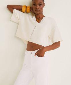Mango - Pulover Blonda 1746732