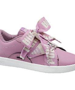 Pantofi de dama cu sireturi SMASH WN'S V2 BKL BOLD
