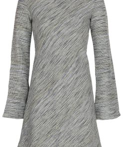 Rochie Reserved Anna Light Grey