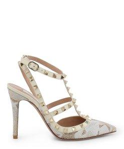 Pantofi cu toc Valentino - LW2S0393CTR