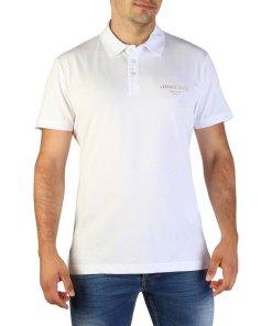 Tricou polo Versace Jeans - B3GTB7P7_36610