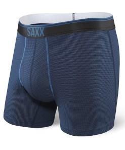 Boxeri barbatesti SAXX Quest Midnight Blue