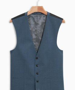 Vesta eleganta din amestec de lana 4A 1377699