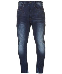 Blugi skinny fit G Star Raw Davin 3D Loose Tapered Mens Jeans