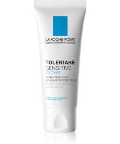 La Roche-Posay Toleriane Sensitive Rich crema hidratanta cu prebiotice, pentru diminuarea sensibilitatii fetei