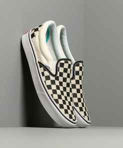 Vans ComfyCush Slip-On (Classic) Checkerboardard/ Tr