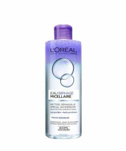 Apa micelara bifazica waterproof L'Oreal Paris Skin Expert pentru ten sensibil