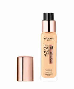 Fond de ten Bourjois Always Fabulos 24H, 120 Light Ivory, 30 ml