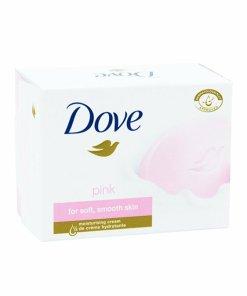 Set 4x100gr Dove Sapun Crema Pink