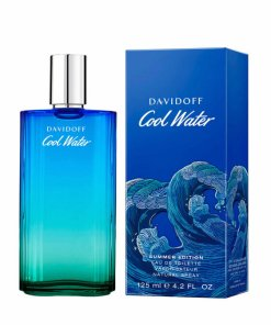 Apa de toaleta Cool Water Summer 2019, 125 ml, pentru barbati