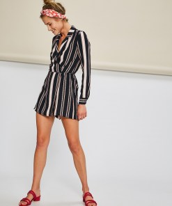 Answear - Salopeta Stripes Vibes 1255990