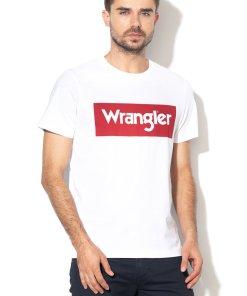 Tricou din bumbac cu imprimeu logo