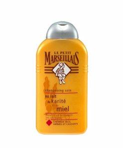 Sampon pentru parul uscat cu Karite si Miere, 250 ml