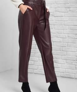 Pantaloni din piele ecologic?