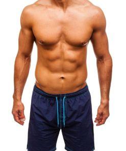 Pantaloni scurți de înot pentru bărbat bluemarin Bolf 82252