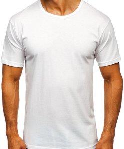 Tricou bărbați alb Bolf 14291