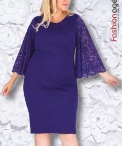 Rochie XXL Desire 163 Violet