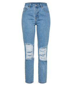 Dr. Denim Jeans 'Pepper'  albastru deschis