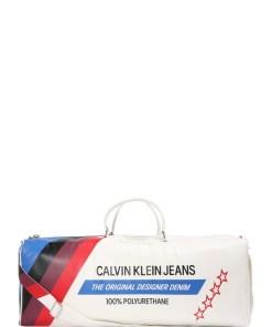 Calvin Klein Geanta de weekend 'CKJ BOX OFFICE XL DUFFLE'  culori mixte