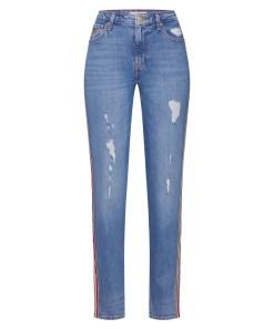 TOMMY HILFIGER Jeans 'GRAMERCY TAPERED HW A UDA'  denim albastru