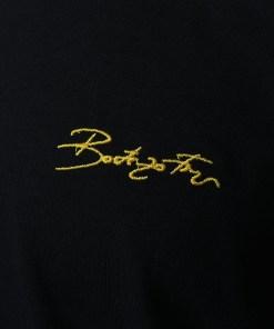 Black Angle - Tricou Negru Din Bumbac Premium