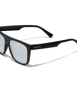 Ochelari de soare barbati Hawkers LifeStyle Black Chrome Runway 110042