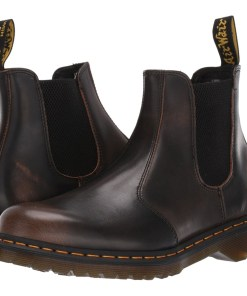 Dr. Martens 1461 Vegan Metallic Chrome Rose Gold