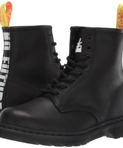 Dr. Martens 1460 Sex Pistols Collab Black Milled Greasy/Backhand Leather