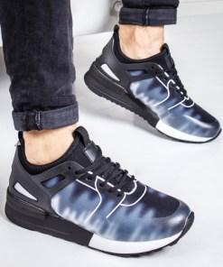 Pantofi sport Carlino gri -rl